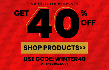 40% off ladders sale