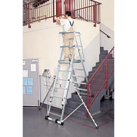 Delta Deck Work Platform Ladders Amp Access