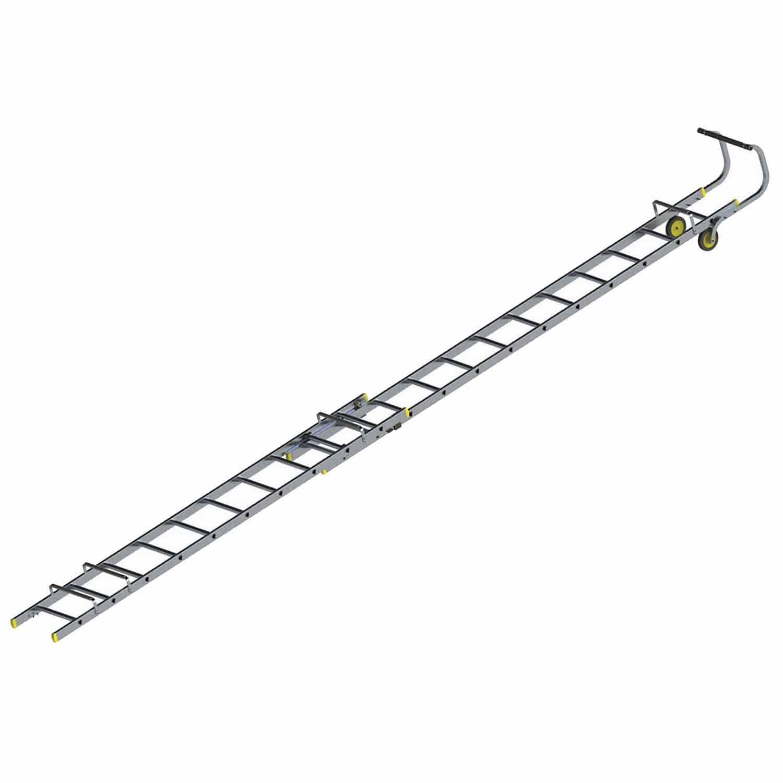 Werner single section ladder